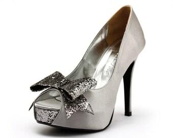 wedding heels bridal shoes low heel 2015 flats wedges pics in pakistan mid heel low heel ivory photos