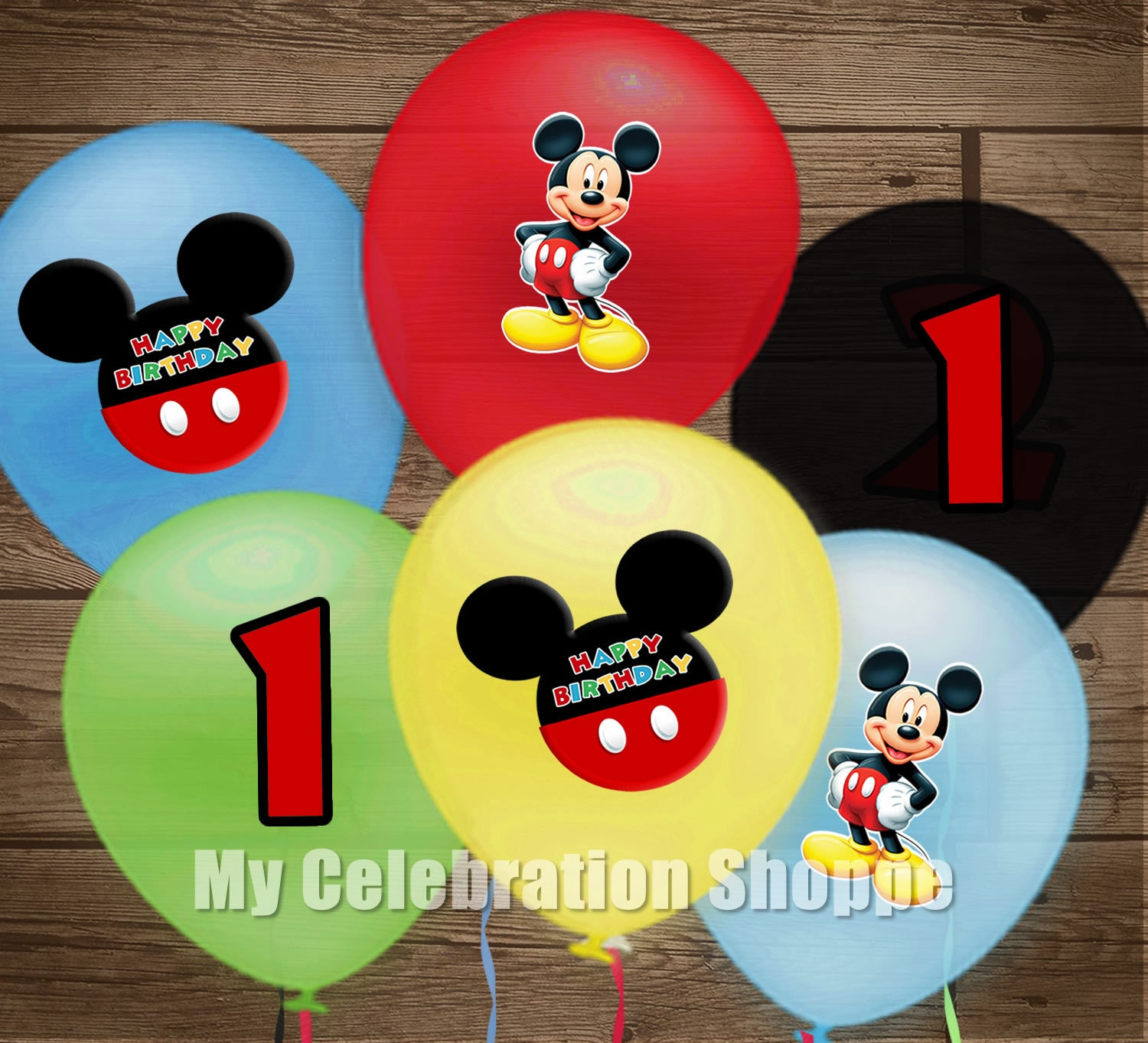 Mickey Mouse Clubhouse Decorations ~ Instadecor.us