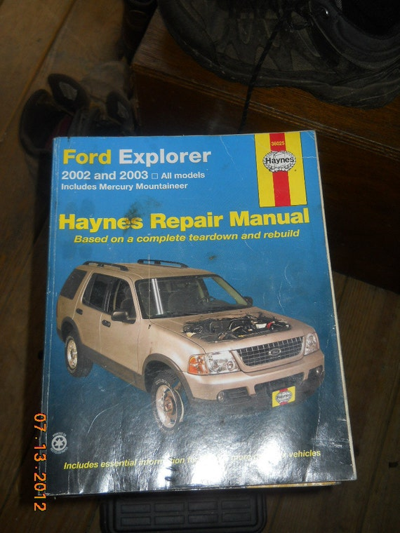 haynes repair manual ford explorer 2002 2003 by quancreations ford explorer 2004 manual ford explorer 2002 manual pdf