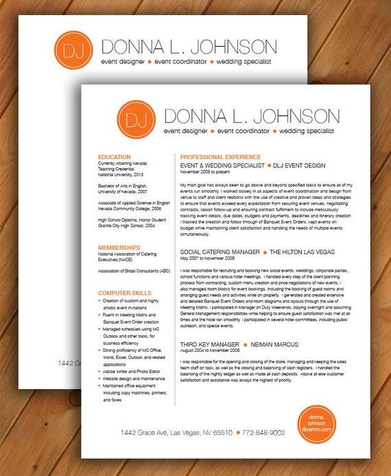 booking coordinator resume