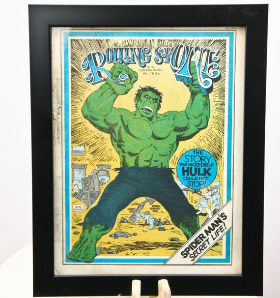 Vintage Incredible Hulk 57