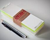 FLUO Offcut Pencil Box