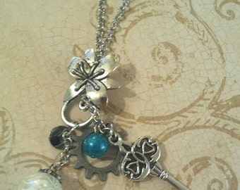 On Sale 30% off Charm Necklace