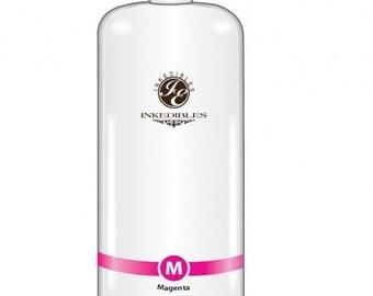 1 Gallon Inkedibles Edible Ink Refill Bottle for Canon - MAGENTA