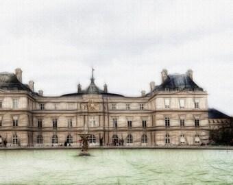 Art, Photography,Luxembourg Paris France,Wall Art,Paris Photography,Paris Print,Fine Art Prints,Paris Art,Paris Home Decor, Paris Photo