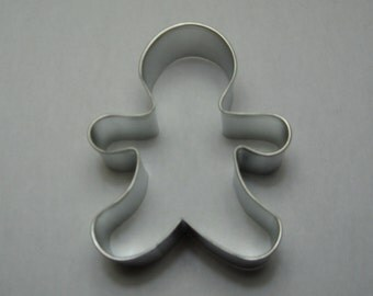 "3"" Ginger Bread Man Cookie Cutter"