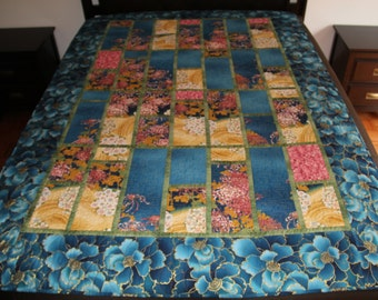Asian Grace Oriental Quilt