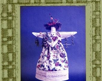 Sage Herb angel doll pattern