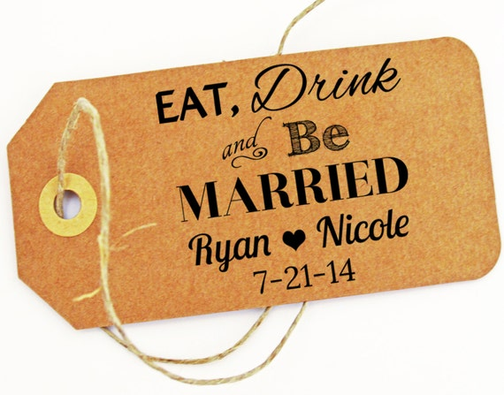 Wedding Favor Hang Tags : favorite favorited like this item add it to your favorites to revisit ...