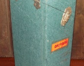 Old Medical Oxygen Suitcase