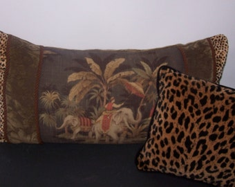 Custom kidney pillows made to measure your choice of fabrics!