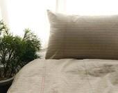 Notebook  design linen duvet cover/ bedding set/ Dorm Decor/Back to School/Home and Living/Decor and Houseares