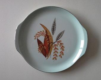 Mid Century Platter, Universal Potteries, Cypress.