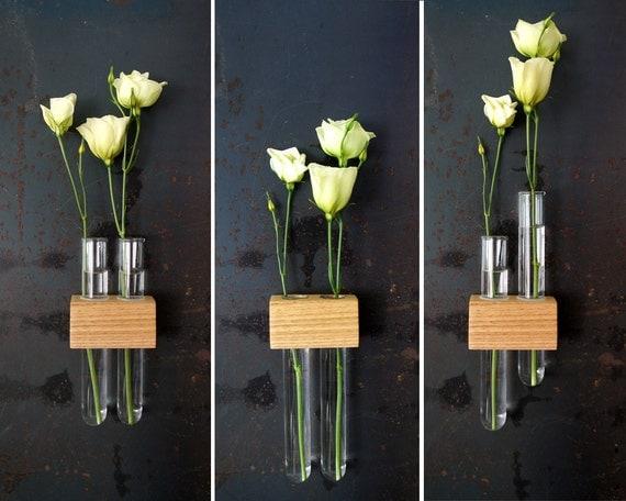 Magnetische Reagenzglas Bud Blumenvase