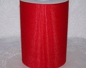 "Dark Red Tulle Roll  6""x100 Yards - 300 Feet-  Large Dark Red Tulle Spool-Tutu Tulle"