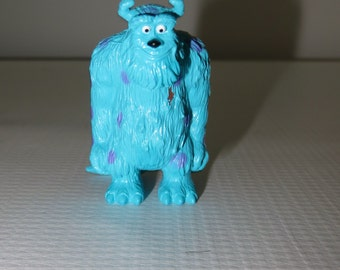 Monsters Inc-Sulley-Sully-Pendant-Charm-Necklace-Disney