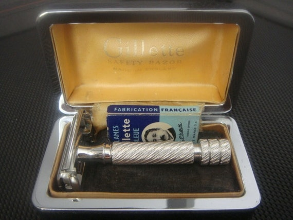 dating gillette super speed In the third quarter of 1954 (date codes z-3 and z-4) gillette gave the 40's style super speed its last hurrah with a special limited edition re-release promoting the gillette cavalcade of sports once again thanks to achim for the image as i no longer have mine with the case the razor itself is identical to the.