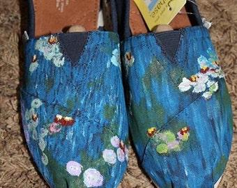 Monet's Water Lillies  TOMS