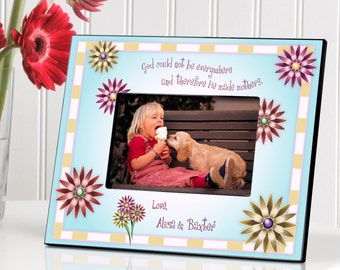 Personalized Mother's Day Frame - Personalized Picture Frames for Mom - Gifts for Her - Mother's Day Gifts - Frames for Mom - GC467
