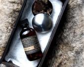 Wolfram: Beard Oil 2 oz Cedarwood Tea Tree Natural