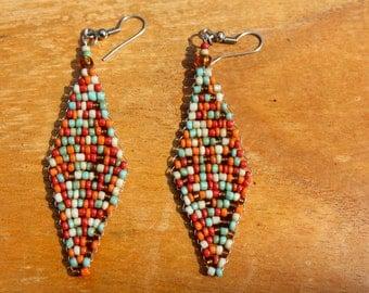 Native American/ Aztec Earrings