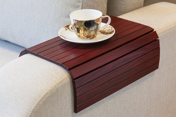 sofa tray table wine red handmade tv tray small coffee. Black Bedroom Furniture Sets. Home Design Ideas
