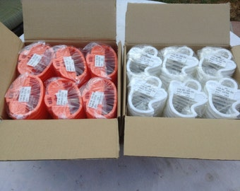 Halloween, cookie cutters, Ghosts, Pumpkins ,2 cases ,wholesale lot, 144 count,baking supply