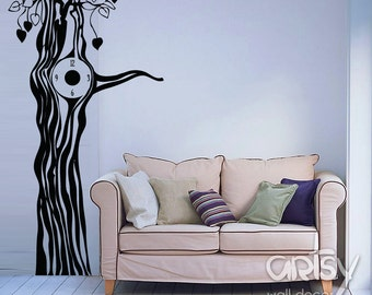Tree wall decals | Etsy