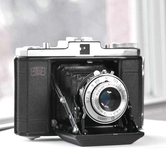 Zeiss Ikon Nettar 517/16 - Vintage Camera - 120mm camera - Medium format