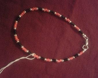Harley color bracelet.