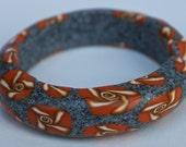 Bracelet stone effect