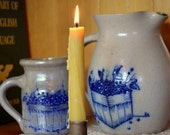 Hand Dipped Beeswax Candles