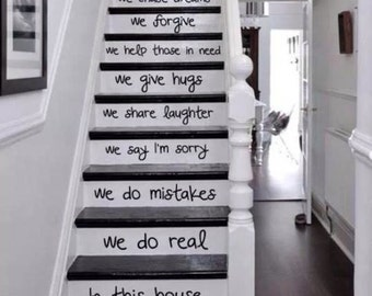 Staircase quotes