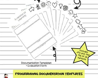 PDF EYLF Programming Templates