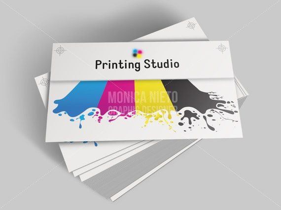 Printing studio business card template printing services business il570xn colourmoves