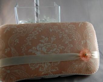 Vintage Baby Wipe Case Clutch
