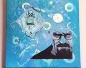 Heisenberg - TOXIC - Breaking Bad's Bryan Cranston as Walter White aka Heisenberg