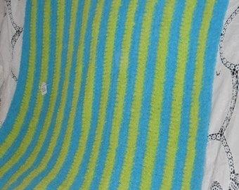 Plush Fleece Blanket Pattern