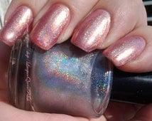 Oh Oh It's Magic Holo Top Coat Nail Polish - Holographic Top Coat Nail Polish Spectraflair Polish