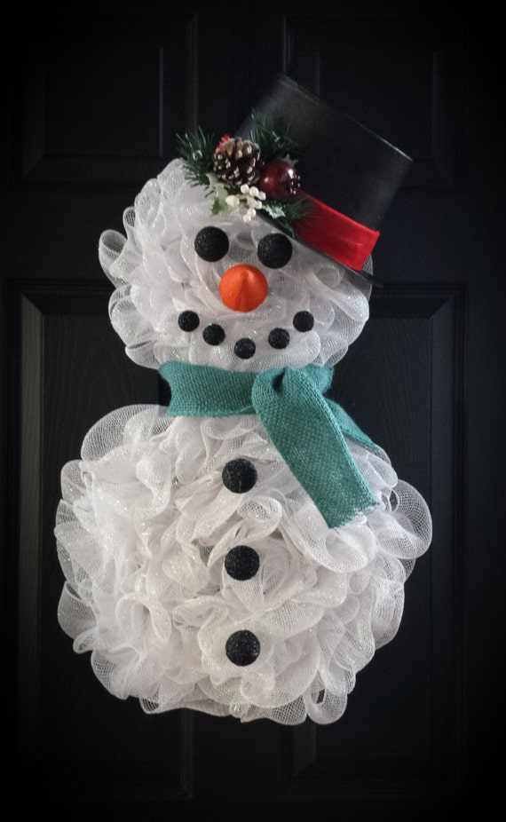 Unavailable listing on etsy for How to make a snowman