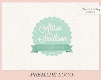 Custom Logo Design Premade Logo and Watermark - FB030