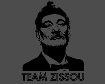FUNNY TSHIRT funny shirt team zissou shirt cool t shirt movie tshirt scuba diver (also available on crewneck sweatshirts and hoodies) SM-5XL