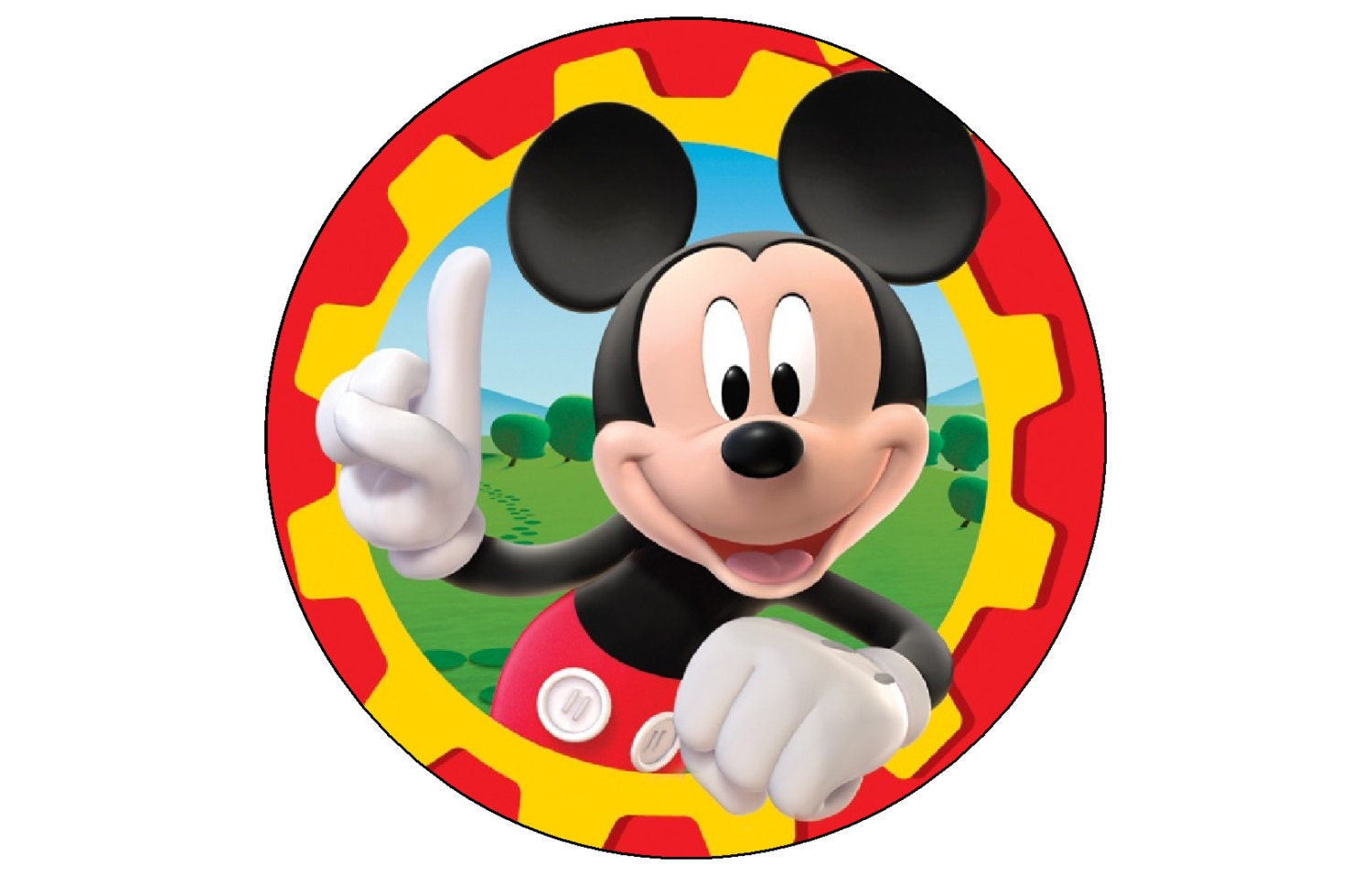 Where Can I Buy A Mickey Mouse Birthday Cake