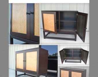 Wenge buffet cabinet (SOLD)