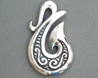 Silver Hei-Matau