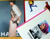 3 CHANEL BOUTIQUE Collection Fashion Books 1994, 1995, 1996
