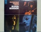 Mike Bloomfield, Al Kooper, Steve Stills - Super Session  - Vinyl Lp Record  Album