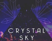 Crystal Sky--For Veronica