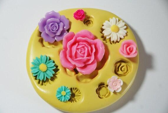 food safe flowers