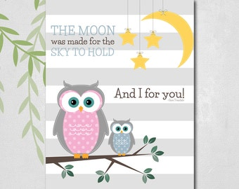 Baby Owl Decor